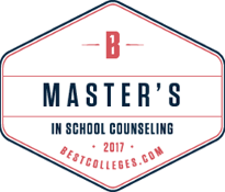 Master's in School Counseling badge