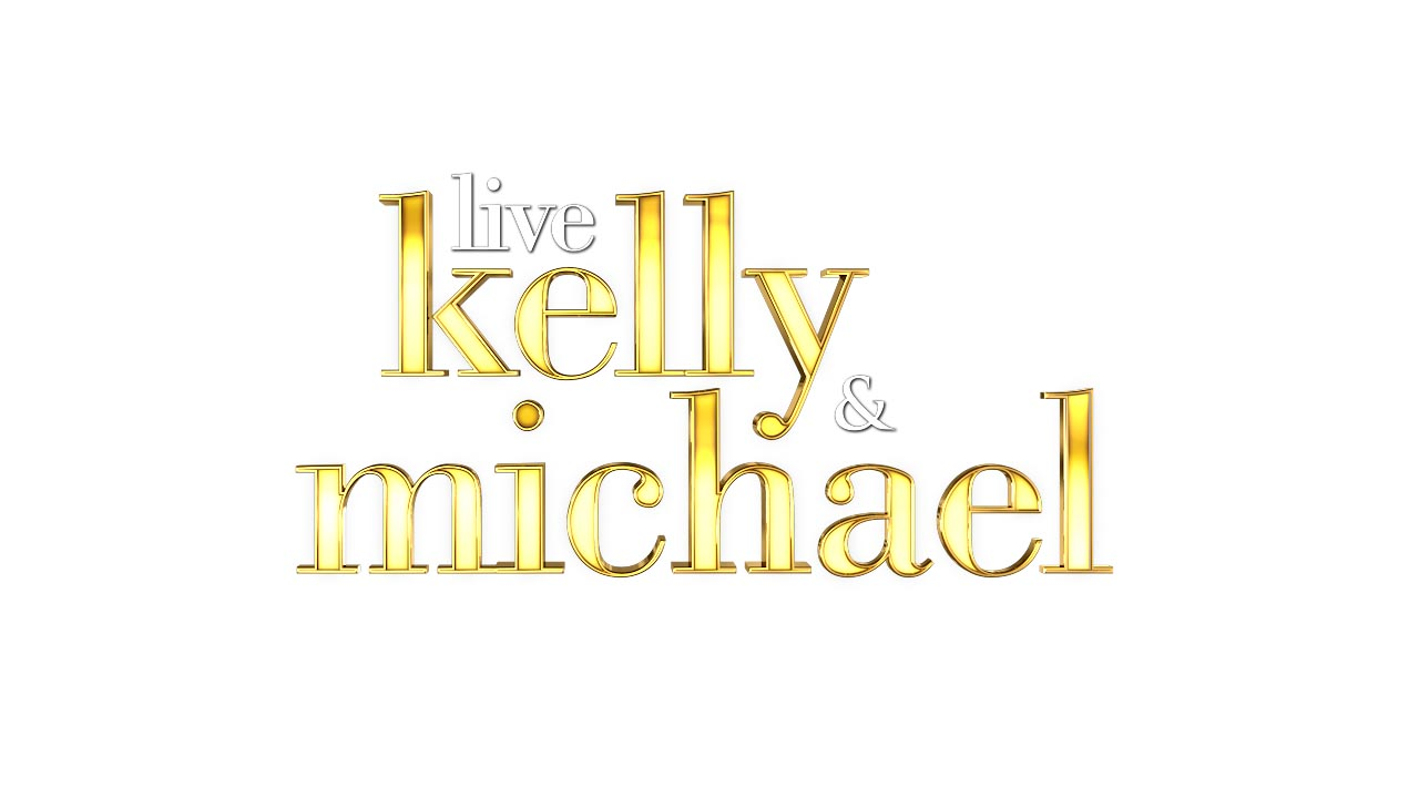 Live with Kelly and Michael logo