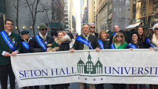 NYC Irish Parade