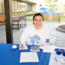 Student Alumni Association, True Blue Month