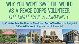 Serving in Peace Corps