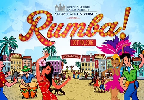 Rumba 2016 - Joseph A. Unanue Latino Institute Gala
