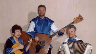 Folk Musicians, The 'Russian Trio'