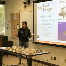 Ecology club does environmental screening to help benefit oceans