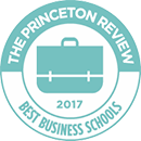 Princeton Review Best Business Schools 2017