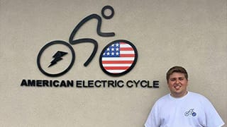 Entrepreneur Deniz Yalcin finds success with startup company, American Electrical Cycle