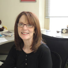 Reesa Greenwald, Director of The Career Center.