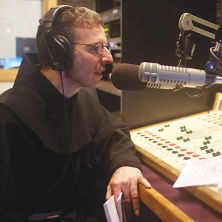 Brother Greg Cellini speaks at WSOU