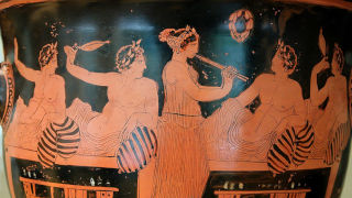 Greek Vase 320 pic