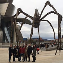 Students Explore the Basque Country, Spain