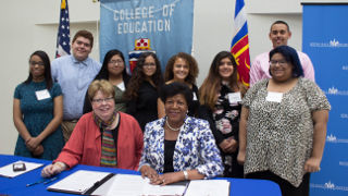Seton Hall teams up with TSTT