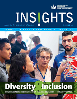 SHMS Insights Magazine Volume 14 Cover