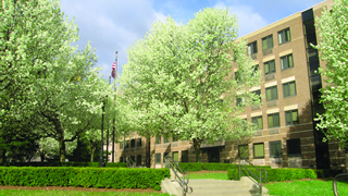 The Complex - Cabrini, Neumann, and Serra Halls  - Housing and Residence Life