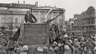 Photo from the 1917 Russian Revolution