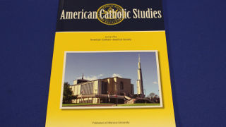 American Catholic Studies book