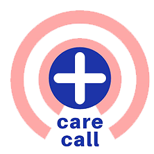 Logo for the company, Care Call