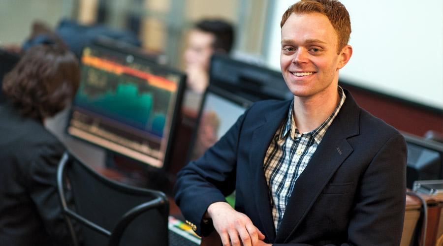 SEC Internship Puts Student at Epicenter of Finance