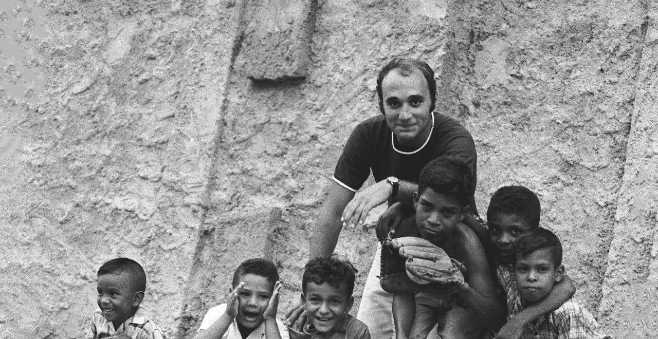 Tony Galioto '67 Serving in the Peace Corps