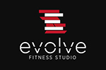 Evolve Fitness Studio logo 150x100