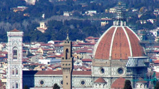 Il Duomo in Florence, Italy.