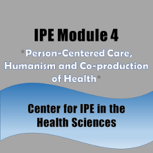 Badge for IPE Module 4.