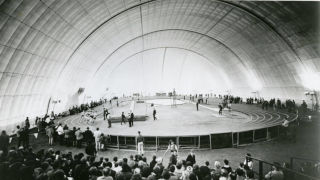 Inside the Bubble Track meet