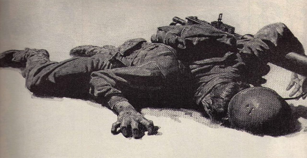 Images of Death in WWII