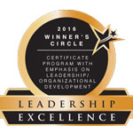 Leadership Excellence 2016 logo