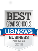 Seton Hall ranked #57 for Part-Time M.B.A. Program in the nation.
