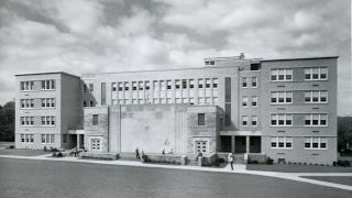 McNulty Hall 1954