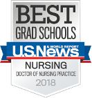 Seton Hall ranked #72 for their Doctor of Nursing Practice Program.