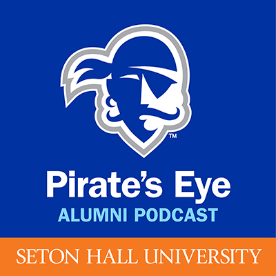 Pirate's Eye Podcast Graphic