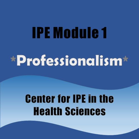 SHMS IPE Module 1 Badge