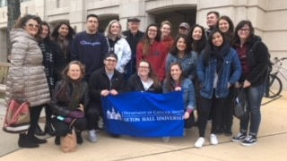 SHU Italy group 2018