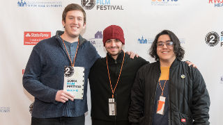 Picture of people involved at SOMA Film Festival