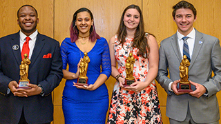 Students honored at 15th Annual Servant Leader Awards x320