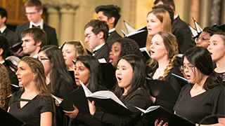 Seton Hall Choir