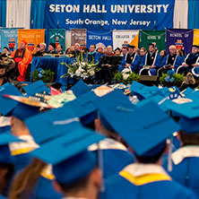 Seton Hall University Commencement 2018