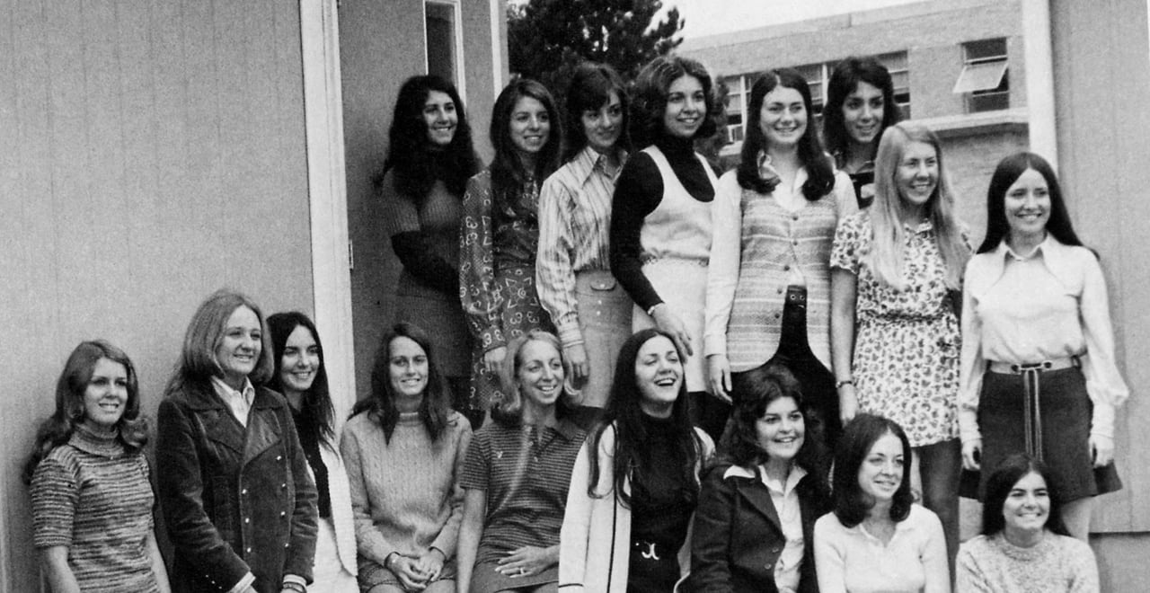 Celebrating 50 Years of Women at Seton Hall