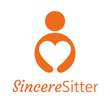 Logo for the company, Sincere Sitter