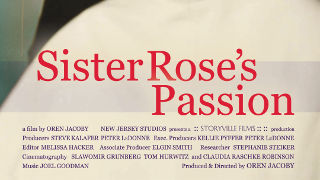 Sister Rose's Passion Movie Poster