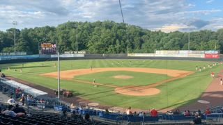 Skylands Stadium in New Jersey
