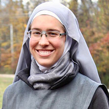 Headshot of Sr. Immaculata x222