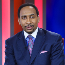 Headshot of Stephen A. Smith