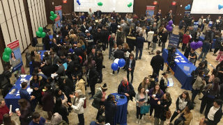 Graduate Open House in Bethany Hall