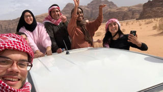 Student Summer Study Abroad in Jordan