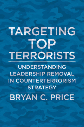 Name of book Targeting Top Terrorists