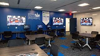 Trading Room Interior