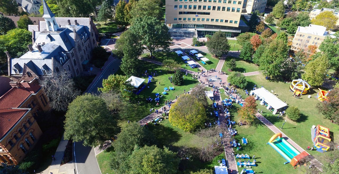 Seton Hall Weekend 2017