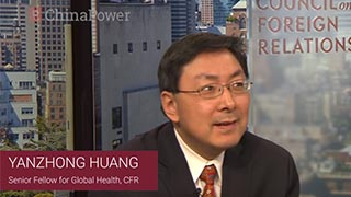 Yanzhong Huang talks China/U.S. Relations